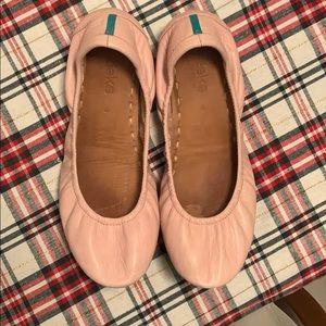 size 9 ballerina pink tieks